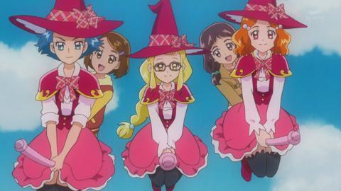 魔法つかいプリキュア第48話-210