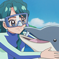 Go! プリンセスプリキュア 第16話 海への誓い! みなみの大切な宝物!