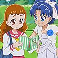 キラキラ☆プリキュアアラモード 第35話 デコボコぴったり! ひまりとあおい!