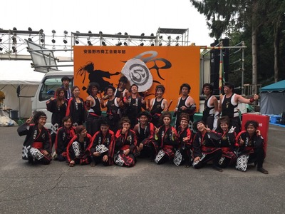 team_023信州飯田RANGOKU