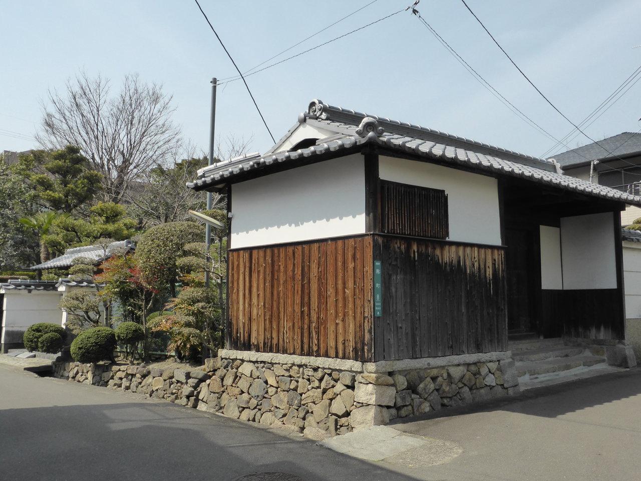 お城さん(=゚ω゚)ノ(089)芥川城跡(大阪府高槻市)
