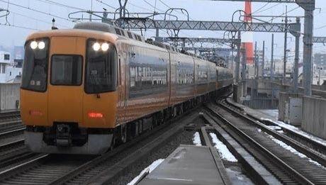 近鉄八田電車2