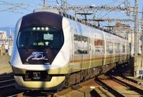 近鉄八田電車