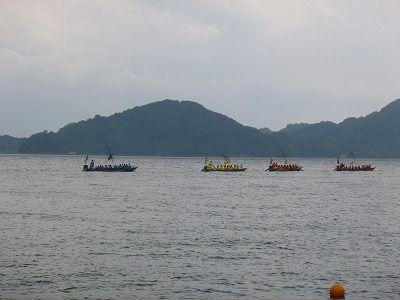 浦曲の島祭り : ちいちゃんの浜...