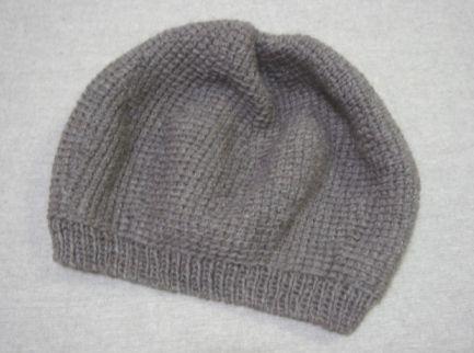 アフガンベレー帽