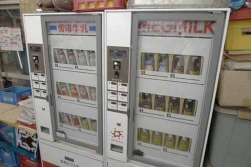 レトロっぽい自販機