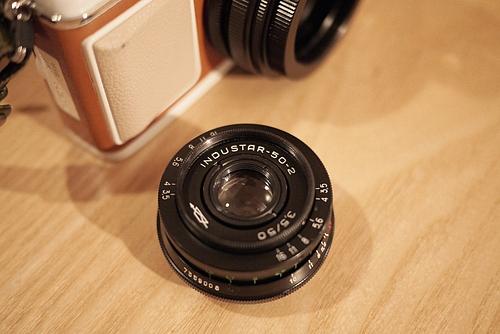 INDUSTAR-50-2 50mm f3.5