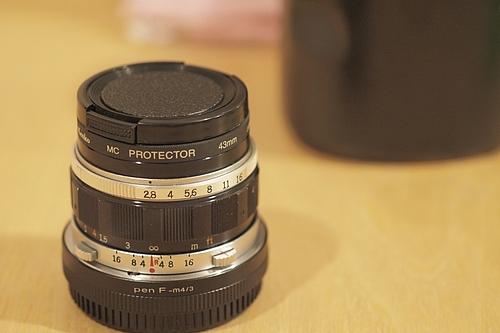 EBCフジノン EX 50mm 1:2.8 試写