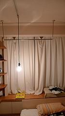 寝室兼書斎