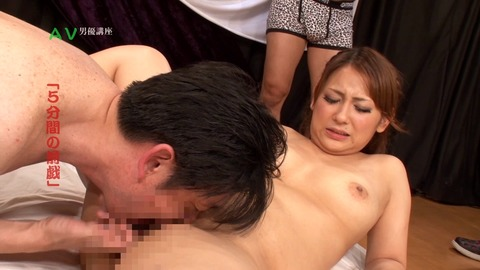PARATHD-722 リストラ中年オヤジのAV男優デビューに密着 073