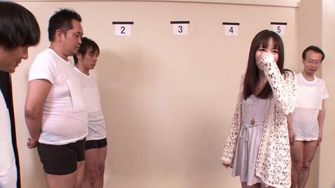 HJMO-204 カップル寝取られ企画 彼氏のチンポ格付けゲーム!! 057