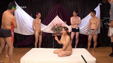 PARATHD-722 リストラ中年オヤジのAV男優デビューに密着 082