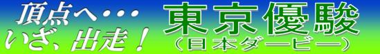 東京優駿(日本ダービー)