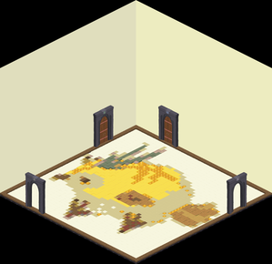 戦闘部屋1