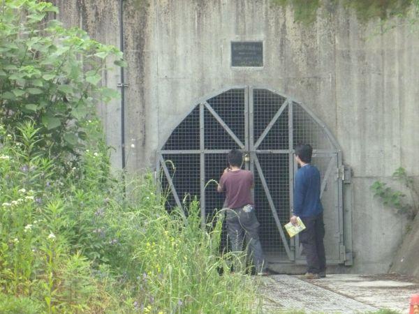 亀ノ瀬トンネル