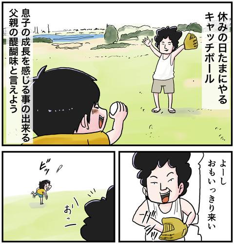 キャッチボール1