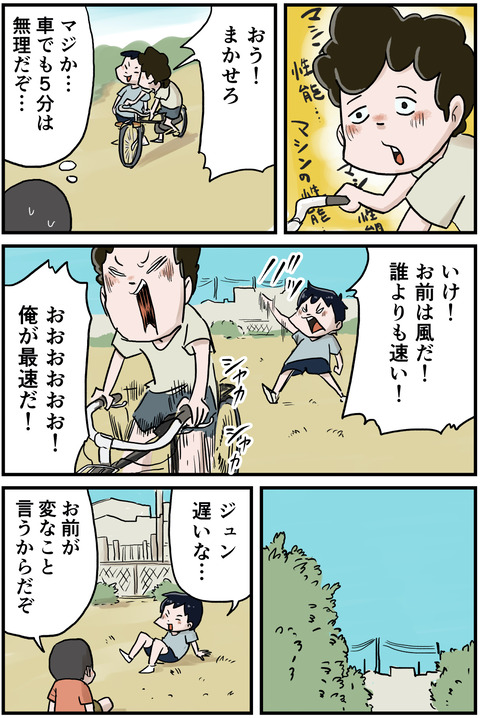 切替自転車3