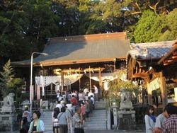 飽波神社@藤枝大祭り2013
