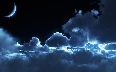 新月のイメージ本格アロマAtelier HAMOTI