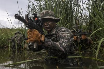 【韓国紙】地球上で2番目に強い韓国海兵隊を日中が追い上げてくる。世界の海兵隊のうち最強の米海兵隊が認めている海兵隊がある。大韓民国の海兵隊だ