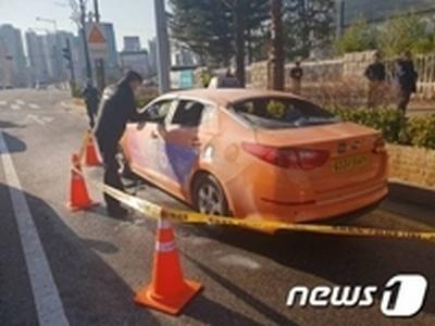 【韓国】タクシー業界の新しい制度に反発し、運転手が国会前で抗議の焼身自殺