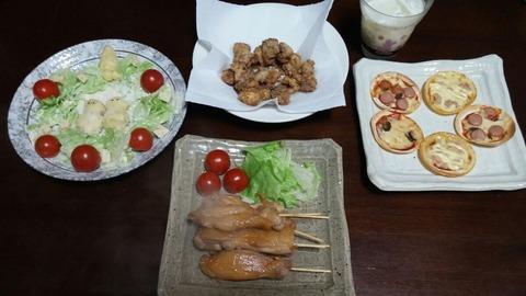 クリスマス料理001