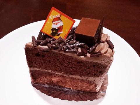 生チョコショコラケーキ002 のコピー