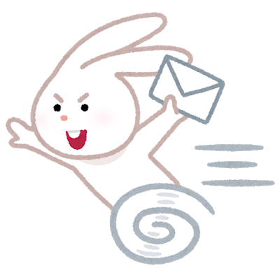 speed_fast_rabbit_mail