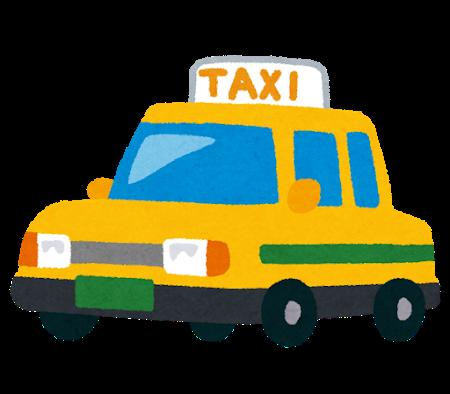 幅寄せしてくるタクシーの中から杖で叩いてくるじいさんという理解に苦しむ動画