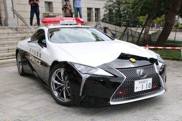 栃木県警さんレクサスLCパトカーを寄贈してもらうwwwwwwwwwwww