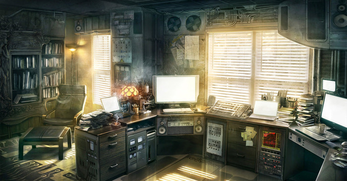 office_days_by_jenovah_art-d36aecx