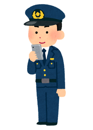 smartphone_stand_policeman