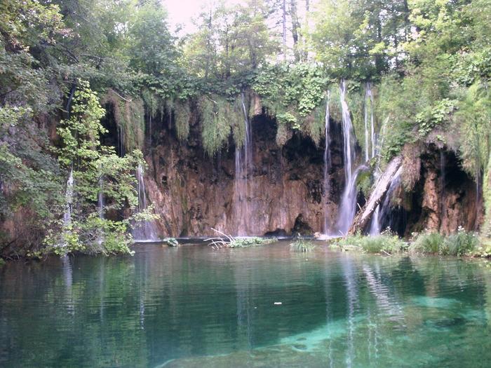 Wasserfall_Plitvicer_Seen