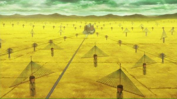 SFアニメ「100年後東京とその近辺以外は農地になってる」ワイ「はえ~」