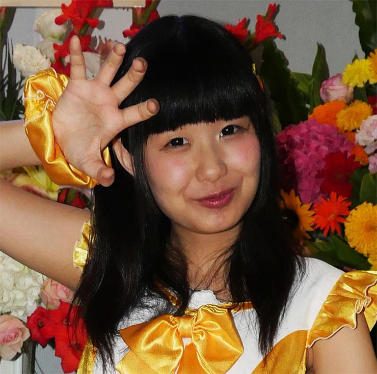 北海道の純白美少女アイドル