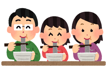 food_men_family_soba