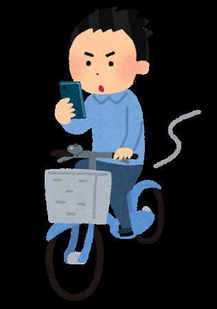 smartphone_jitensya_man