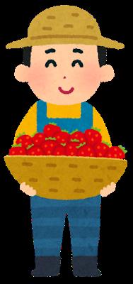 インスタ映えさん、イチゴ農家に苦言を呈されるwwwwwwww