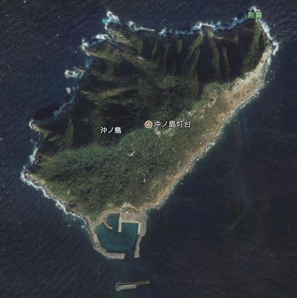 【福岡】沖ノ島が世界遺産登録決定( ͡° ͜ʖ ͡°)