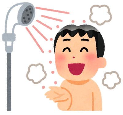 ofuro_shower_hot