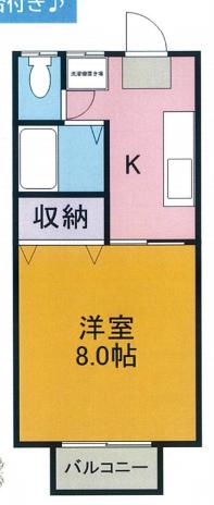 【間取り】一人暮らしでこの部屋狭すぎるかな?