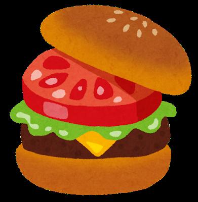 food_hamburger_cheese