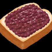 azuki_toast