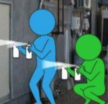 【アパマン爆発】一本2万円の消臭スプレーを無駄遣いするイメージCGがwwwwwwwwwwwwww