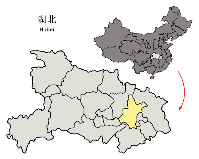 Location_of_Wuhan_Prefecture_within_Hubei_(China)