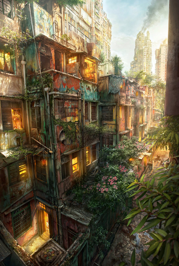 urban_jungle_by_jenovah_art-d36w8nc