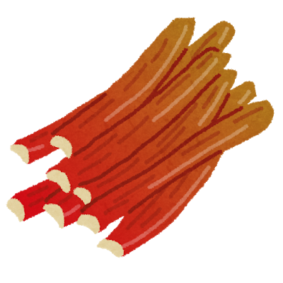 vegedtable_rhubarb_red