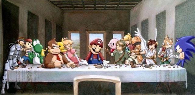 最後の晩餐 (レオナルド)の画像 p1_9