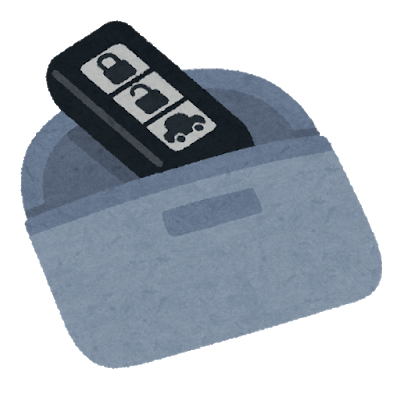 car_smart_key_case