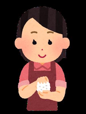 cooking_onigiri_woman